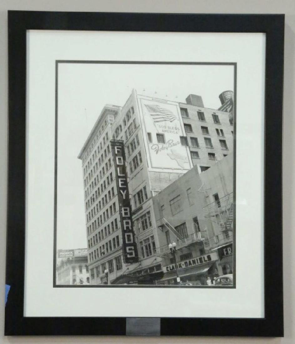 """BOB BAILEY """"FOLEY BROTHERS DEPARTMENT STORE, 1940"""" - 2"""