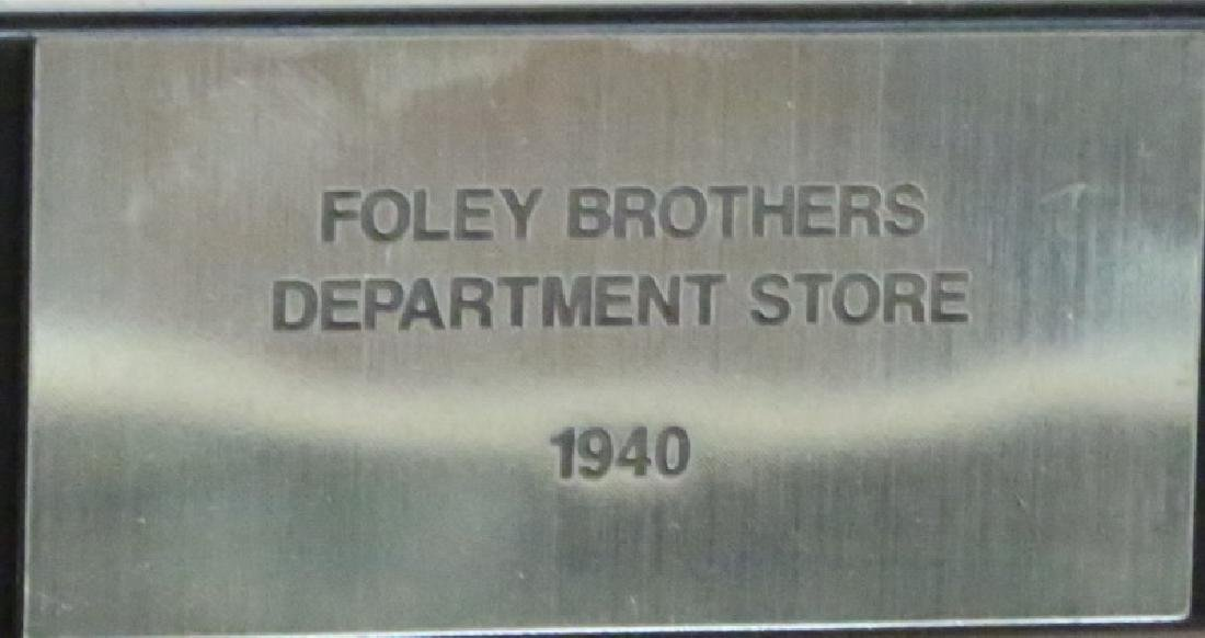 """BOB BAILEY """"FOLEY BROTHERS DEPARTMENT STORE, 1940"""" - 3"""
