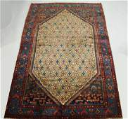 HAND KNOTTED PERSIAN JOZAN RUG