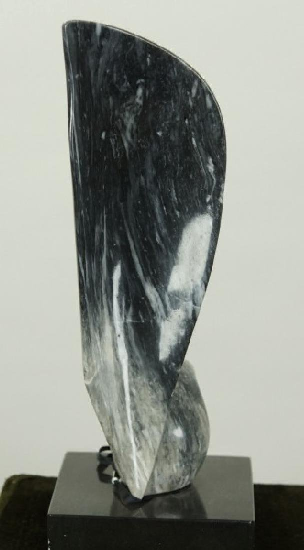 CARVED MARBLE SCULPTURE