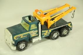VINTAGE NYLINT TOWING AND RECOVERY TRUCK