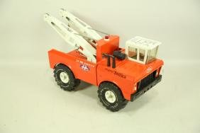 VINTAGE MIGHTY TONKA TOWING TRUCK