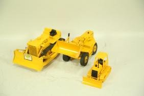 LOT OF 3 CONSTRUCTION VEHICLES