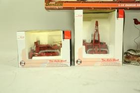 LOT OF 5 CONSTRUCTION VEHICLES