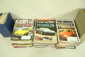 MIXED LOT OF COLLECTIBLE CAR MAGAZINES