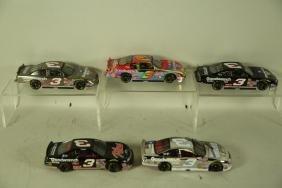 FIVE #3 DALE EARNHARDT JR. 1:24 SCALE MODEL CARS