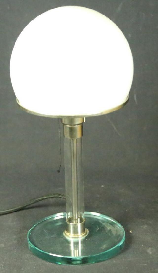 Bauhaus Style 15 Wilhelm Wagenfeld Table Lamp