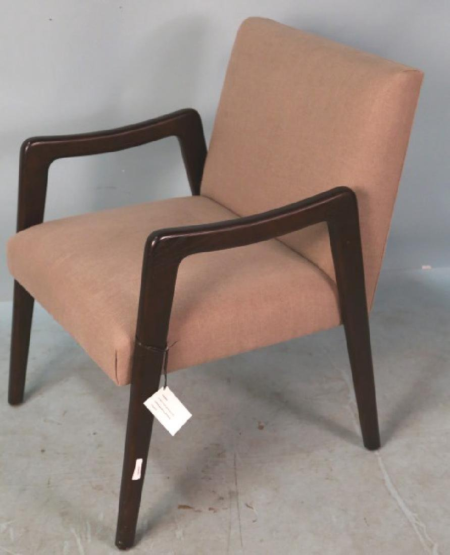 PAIR OF 1950's STYLE  LESLIE KENO DESIGNED CHAIRS - 2