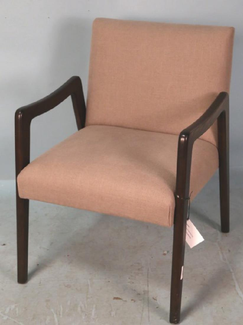 PAIR OF 1950's STYLE  LESLIE KENO DESIGNED CHAIRS - 3
