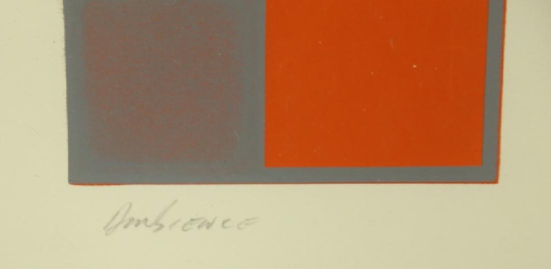 """AMBIENCE"" ARTIST PROOF - 3"