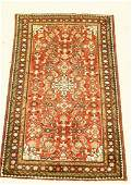 HAND KNOTTED PERSIAN SAROUK RUG