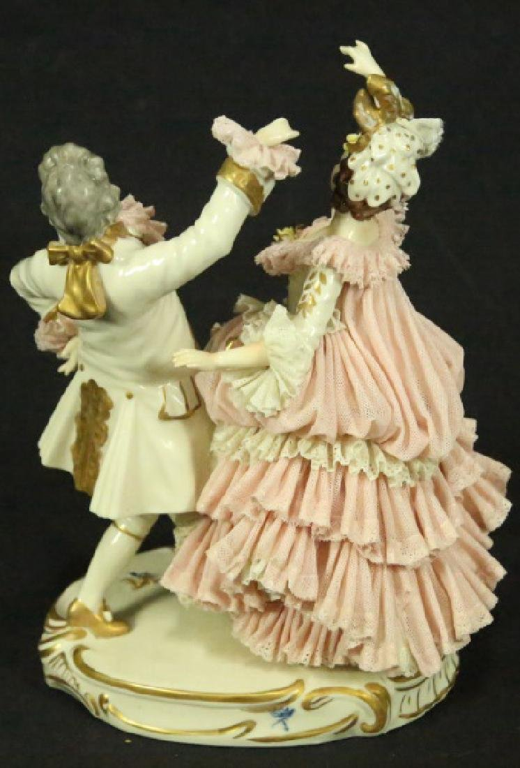 EARLY 20th CENTURY GERMAN PORCELAIN FIGURE - 2