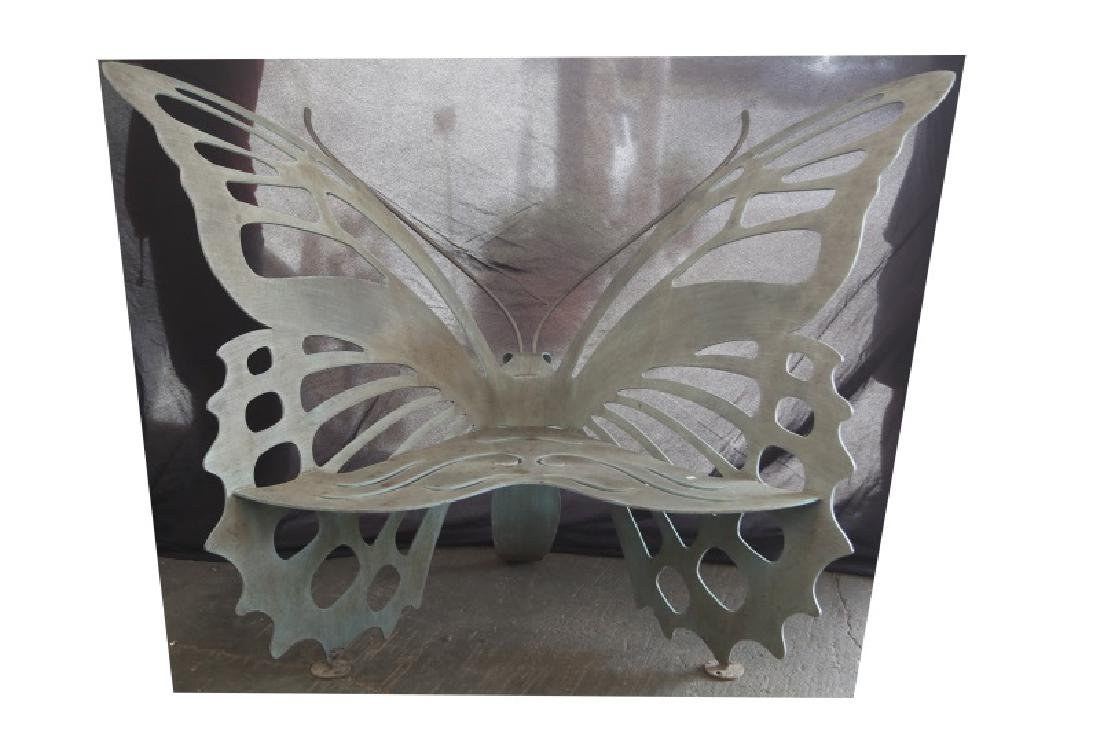 IRON BUTTERFLY CHAIR