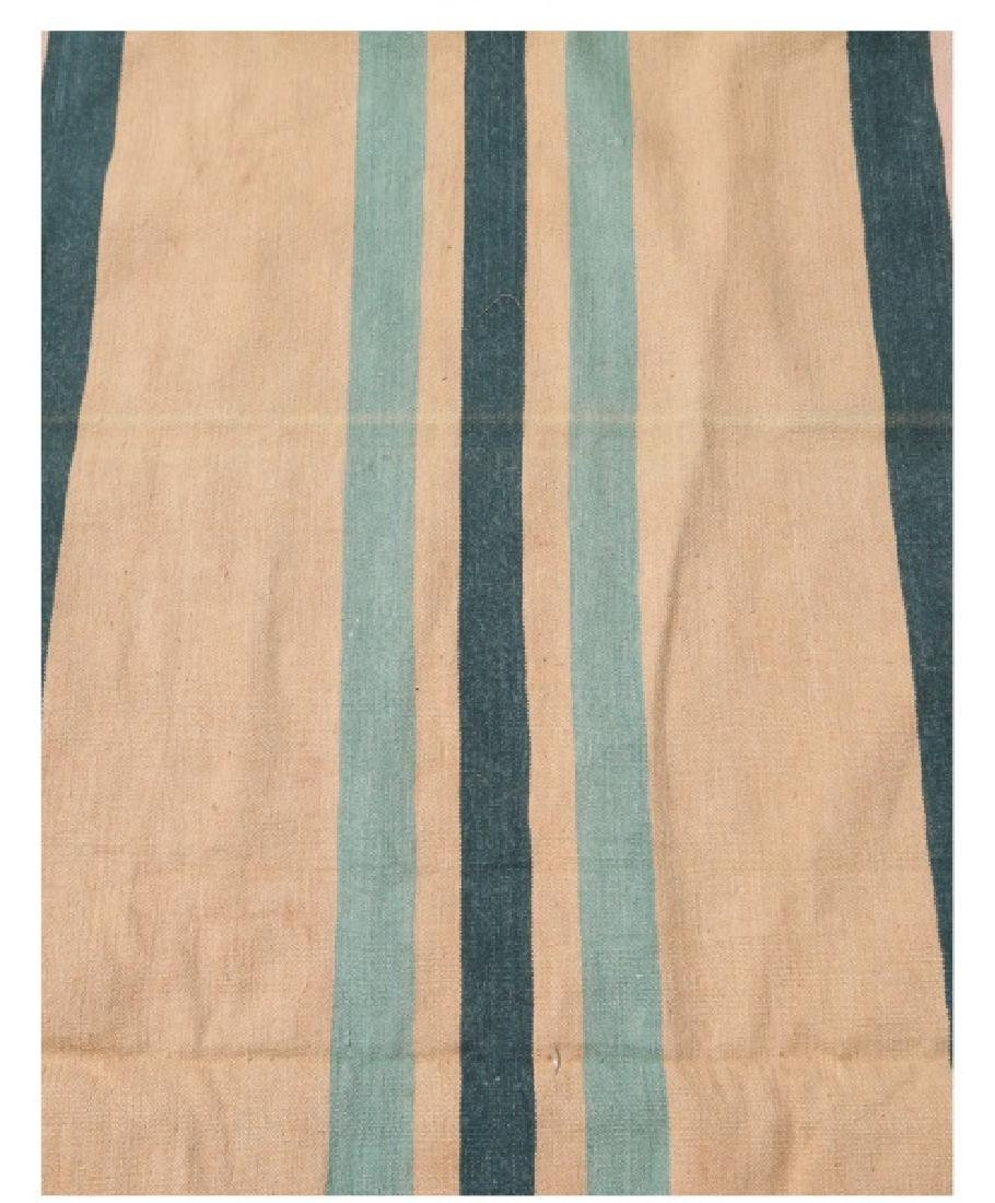COTTON INDIAN DHURRIE RUG - 2