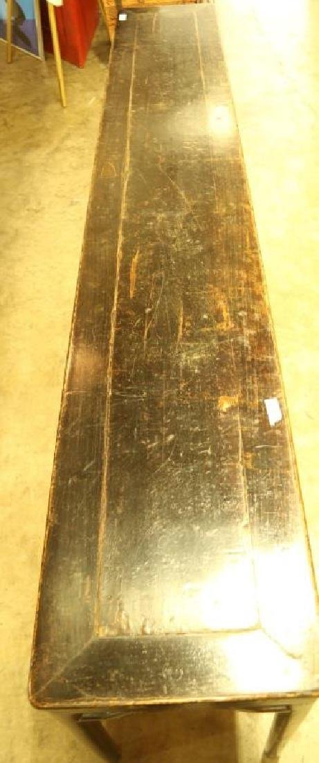 ANTIQUE CHINESE ALTAR TABLE