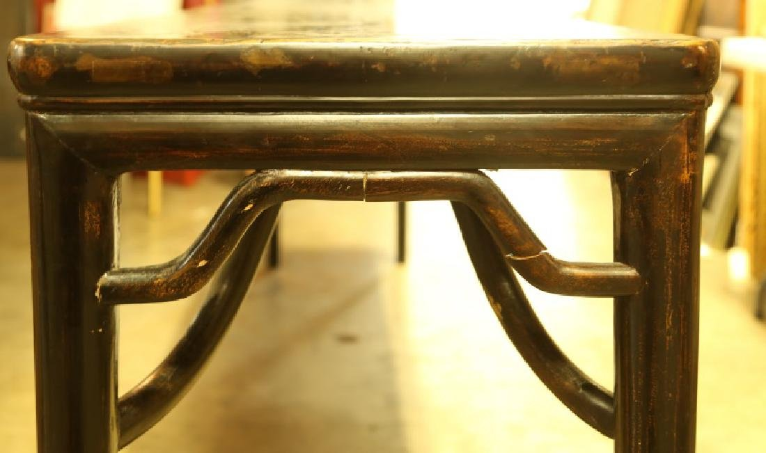 ANTIQUE CHINESE ALTAR TABLE - 2