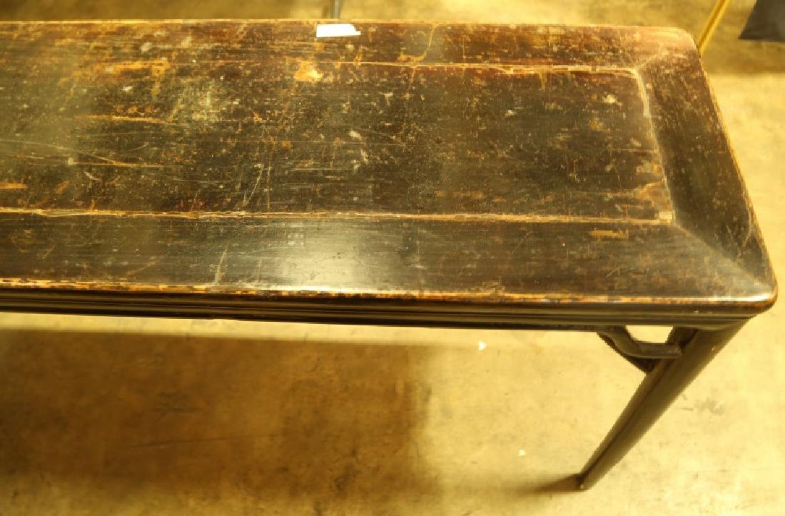 ANTIQUE CHINESE ALTAR TABLE - 3