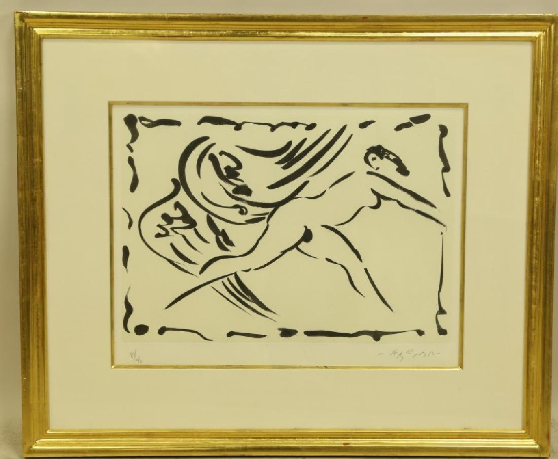 "REUBEN NAKIAN ""LEDA & THE SWAN"" #8/40"