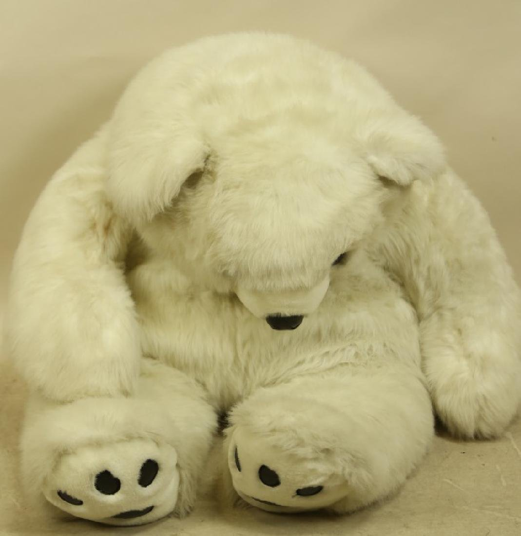 HANSA PLUSH POLAR BEAR
