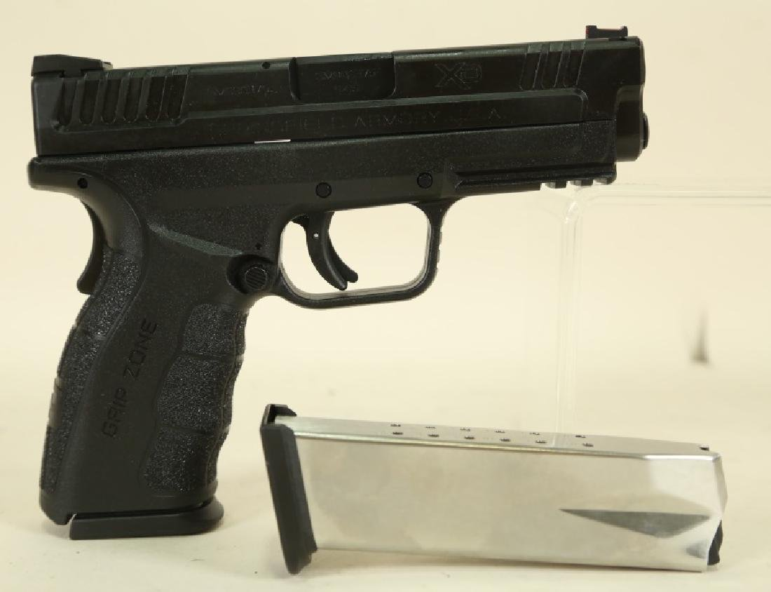SPRINGFIELD ARMS XD-9 MOD-2 9MM PISTOL