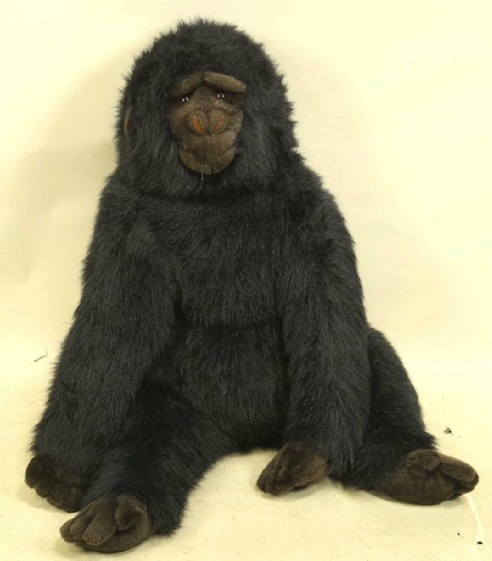 HANSA TOY INTERNATIONAL PLUSH LIFE SIZE GORILLA