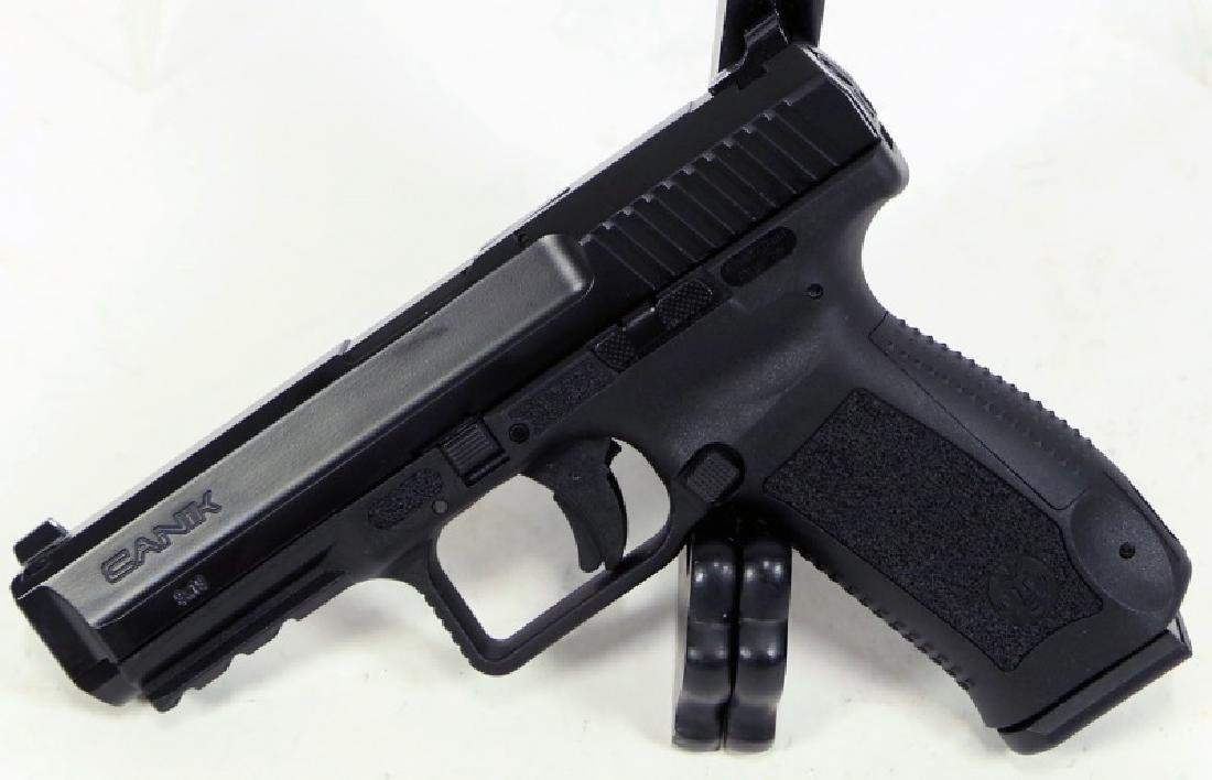 CANIK TP9SF 9X19 9MM PISTOL.