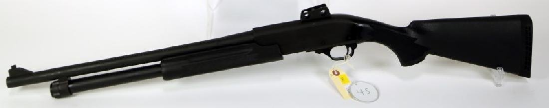 IAC HAWK 982 12 GAUGE PUMP ACTION SHOTGUN