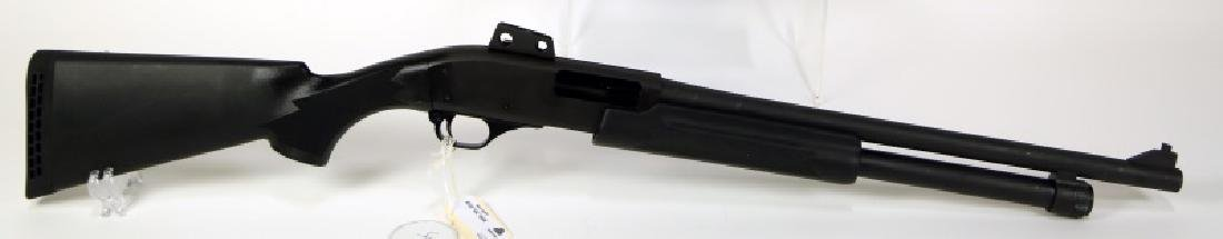 IAC HAWK 982 12 GAUGE PUMP ACTION SHOTGUN - 2