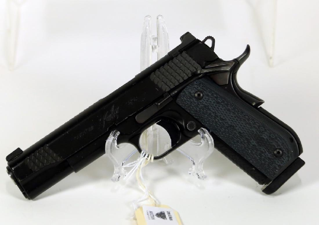 KIMBER SUPER CUSTOM CARRY HD .45 ACP PISTOL
