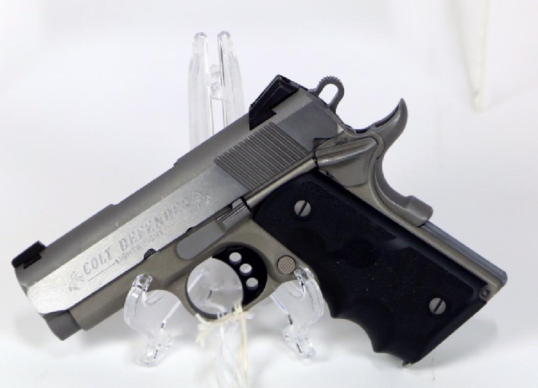 COLT DEFENDER LW 9 MM PISTOL
