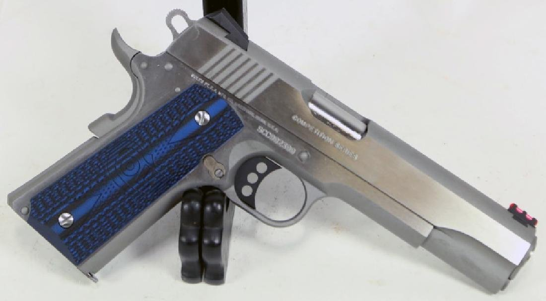 COLT COMPETITION SERIES .45 ACP PISTOL