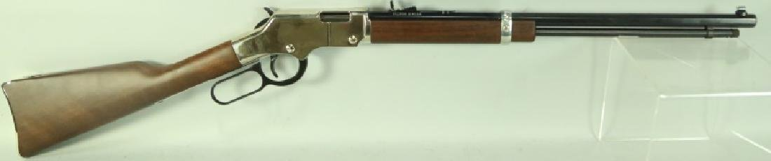 HENRY SILVER BOY .22 LR LEVER ACTION RIFLE