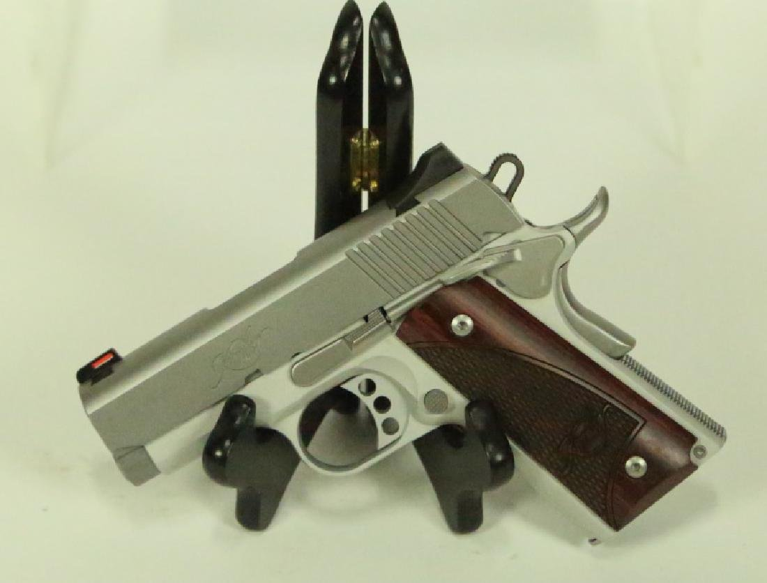 KIMBER 45ACP STAINLESS ULTRA CARRY II