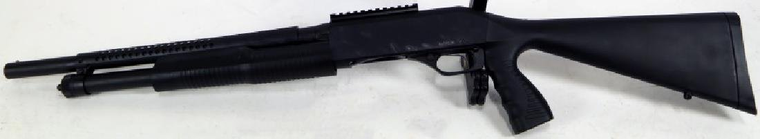 SAVAGE STEVENS 320 12 GAUGE PUMP ACTION SHOTGUN.