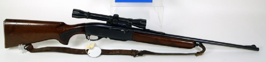 REMINGTON 740 30-06 SPRINGFIELD SEMI-AUTO RIFLE