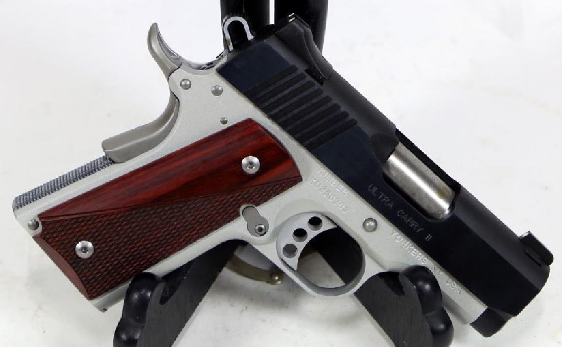 KIMBER ULTRA CARRY II .45 ACP PISTOL