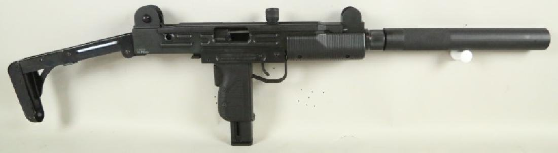WALTHER UZI .22 LONG RIFLE WITH FAUX SUPPRESSOR