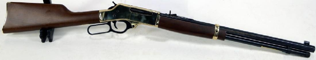 HENRY H009B 30-30 WINCHESTER LEVER ACTION RIFLE.