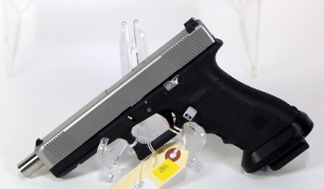 GLOCK 321 .357 SIG PISTOL