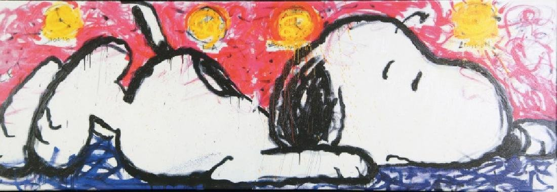 """TOM EVERHART """"NO WAY OUT"""" GICLEE"""