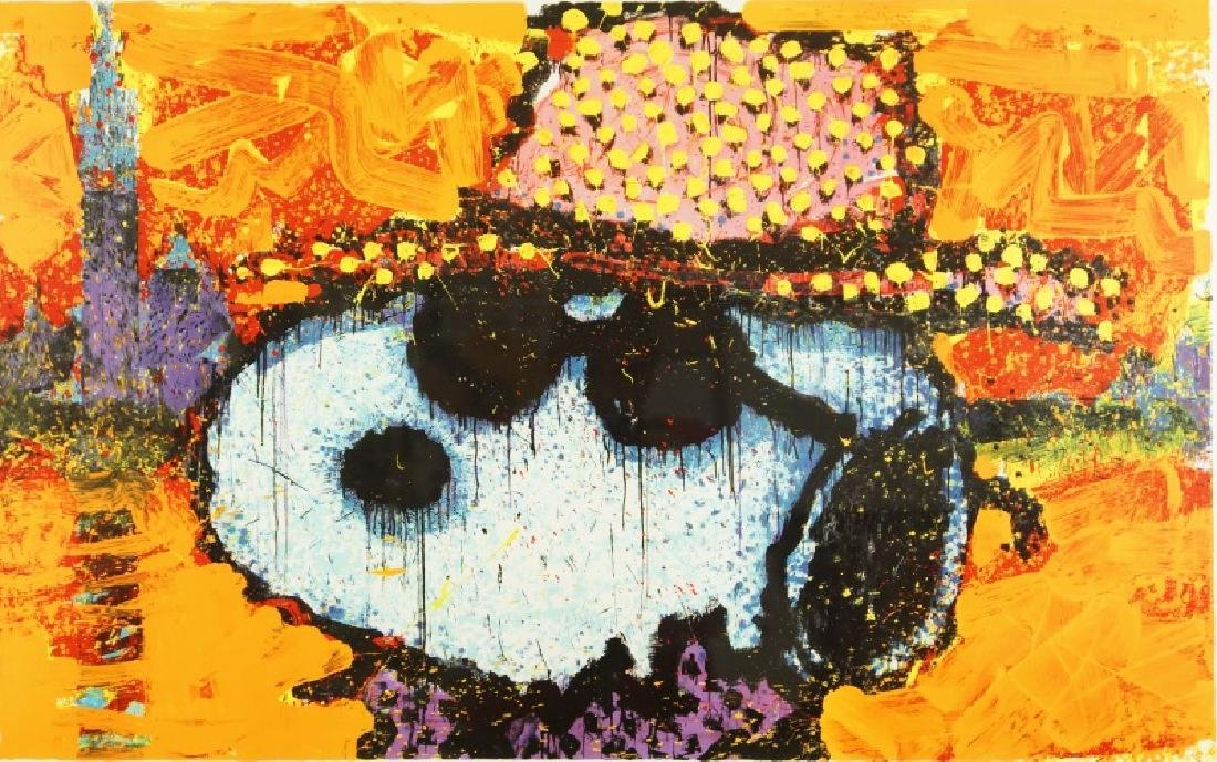 "TOM EVERHART ""GUY IN A SHARKSKIN SUIT"""