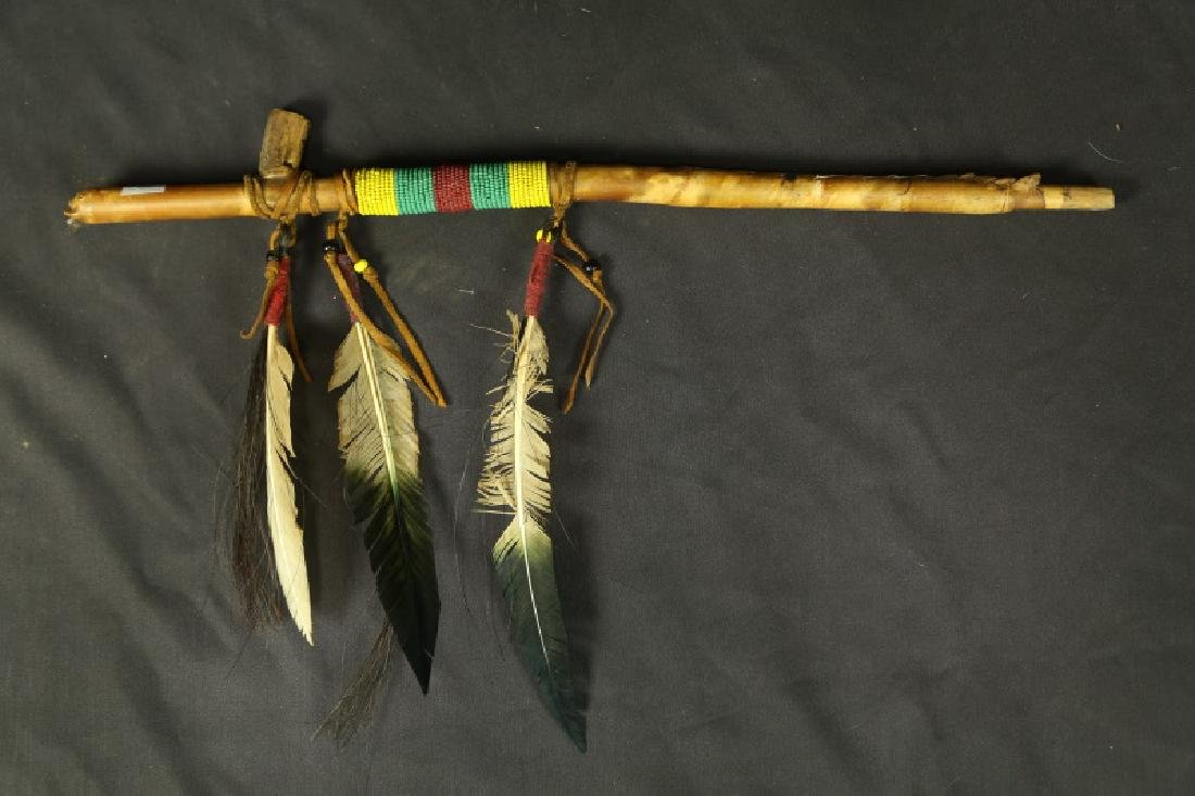 NATIVE AMERICAN PEACE PIPE