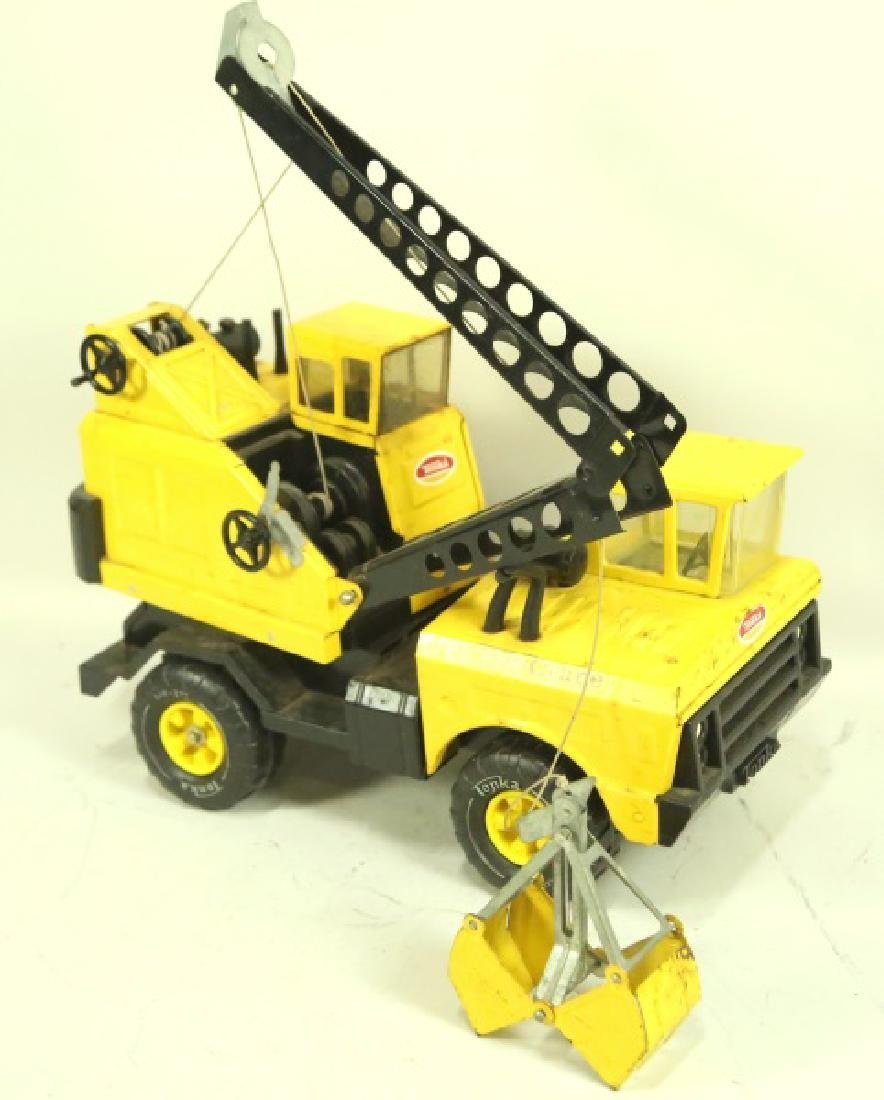 VINTAGE TONKA CONSTRUCTION VEHICLE