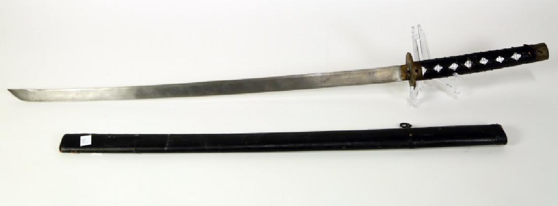 27 INCH SAMURAI SWORD