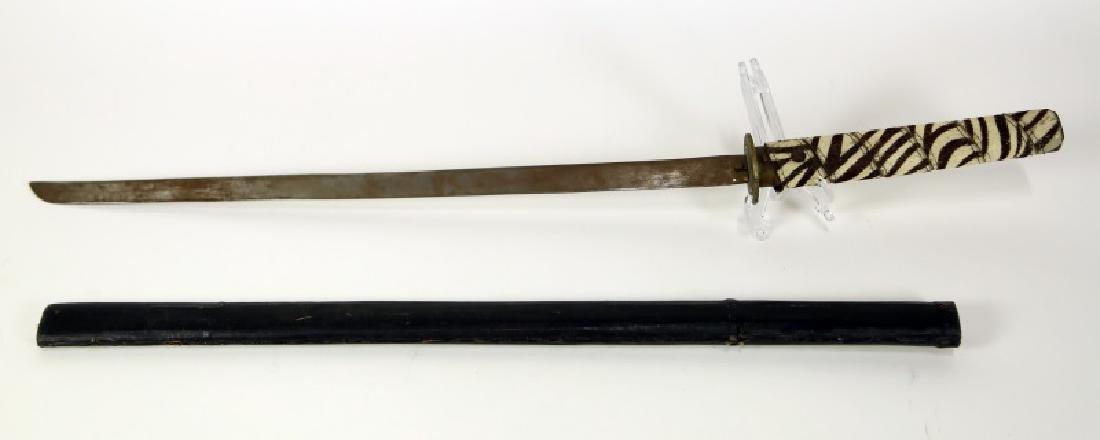 22 INCH BLADE SWORD