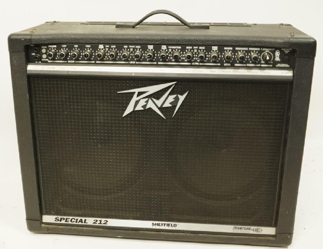 peavey special 212 sheffield guitar combo amp. Black Bedroom Furniture Sets. Home Design Ideas