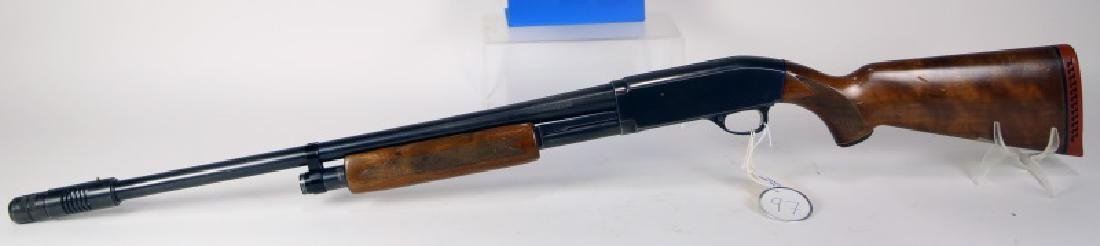 JC HIGGINS 20 12 GAUGE PUMP ACTION SHOTGUN
