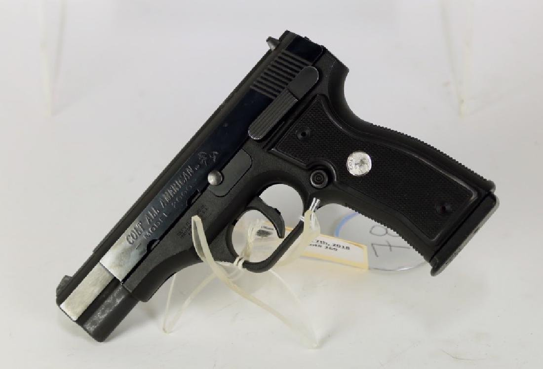 ALL AMERICAN PARA 9 MM PISTOL
