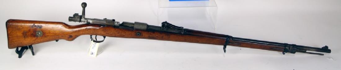 MAUSER 98 CUSTOM 8 MM-06 BOLT ACTION RIFLE