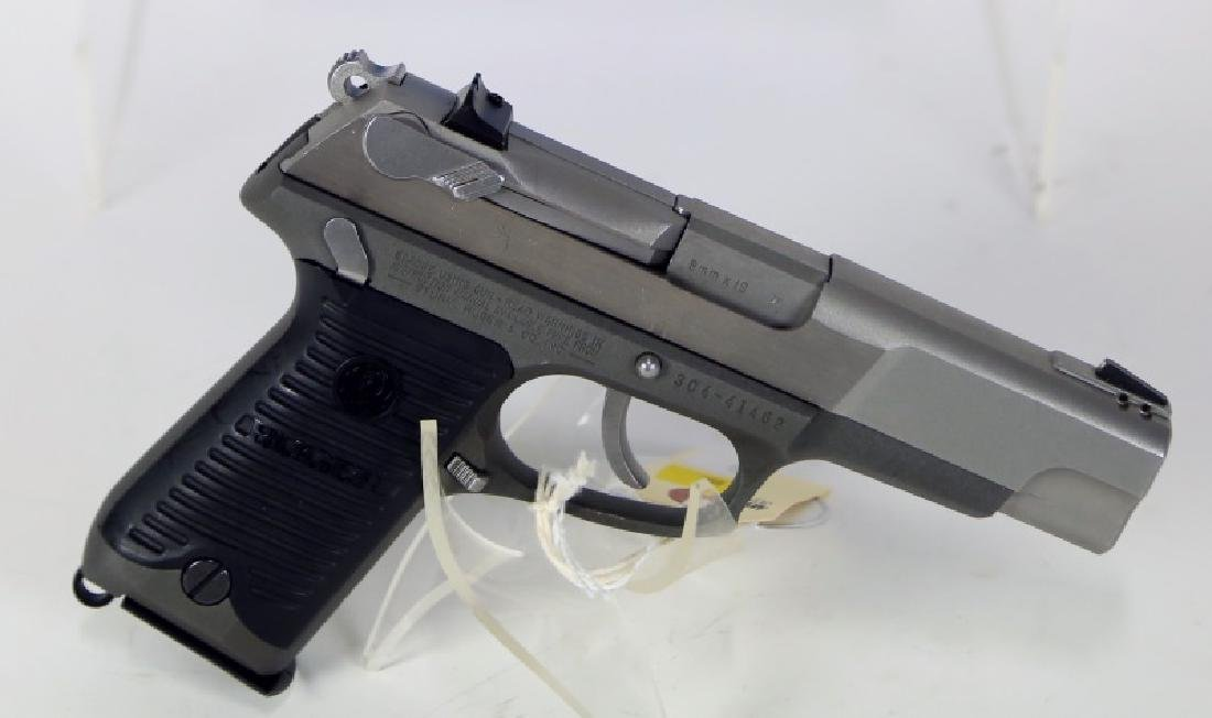 RUGER P89 9 MM PISTOL - 2
